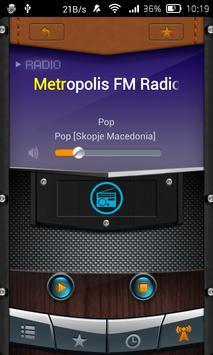 Radio Macedonian poster