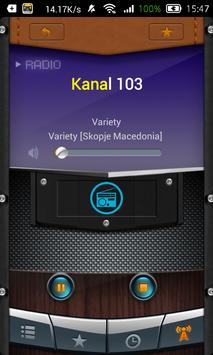 Radio Madagascar apk screenshot