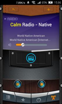 Radio Native American screenshot 1