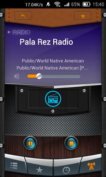 Radio Native American screenshot 2