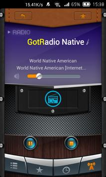 Radio Native American screenshot 3