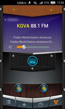 Radio Native American screenshot 6