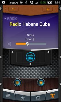 Radio Cuba poster