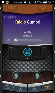 Radio Guinea Bissau apk screenshot