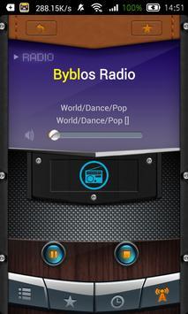 Radio Lebanon poster