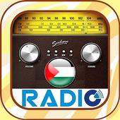 Radio Palestine icon