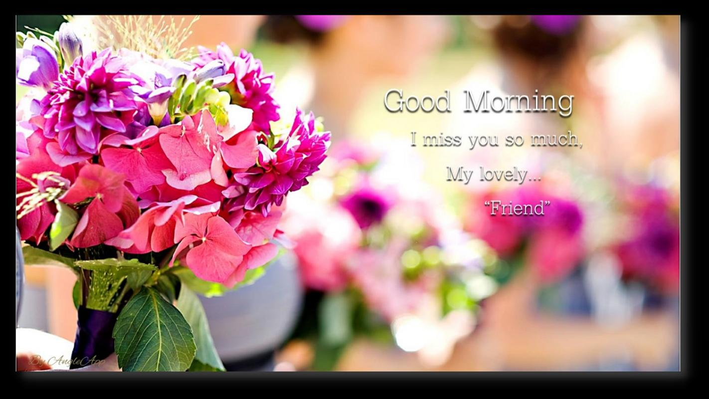 Good Morning Hd Images With Beautiful Flowers Flowers Healthy