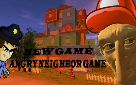 Angry Neighbor Game screenshot 3
