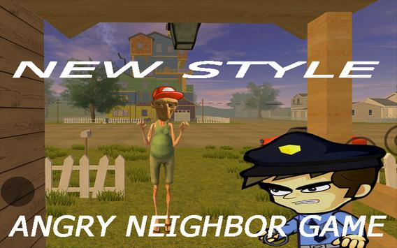 Angry Neighbor Game screenshot 1