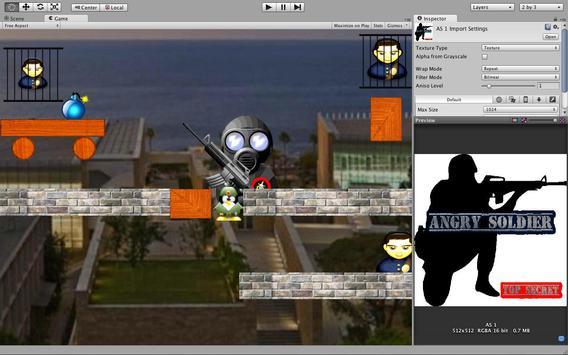 Rescue Soldier screenshot 12