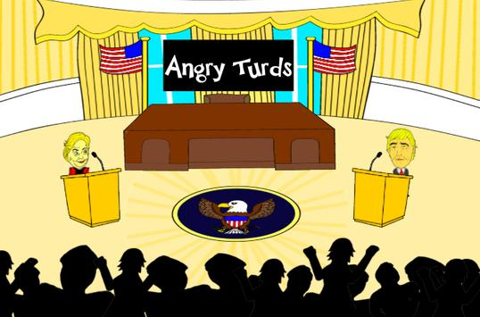 Angry Turds : Celebrity Smear poster