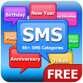 SMS Collection, New Year 2017 icon