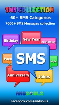 SMS Collection, New Year 2017 poster