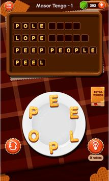 Word Cookie poster