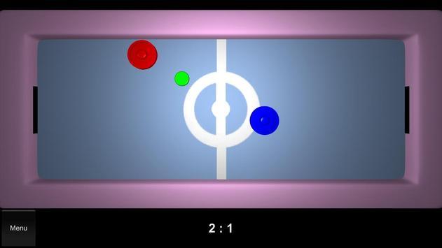 Air Hockey 3D apk screenshot