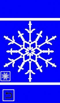 Draw your own snowflake screenshot 11