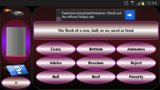 ENGLISH TEST apk screenshot