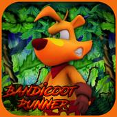 Bandicoot Runner icon