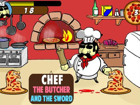 Chef the butcher and the Sword apk screenshot