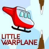 Little War Plane - Heli Games icon