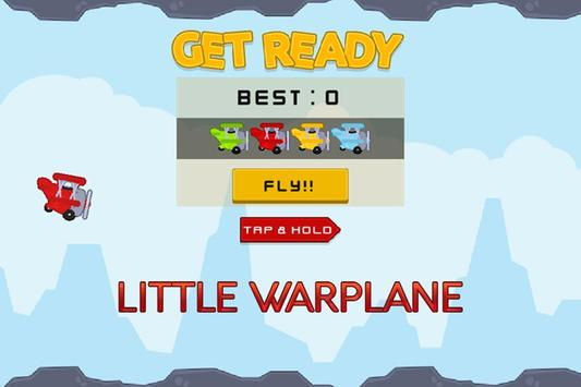 Little War Plane - Heli Games poster