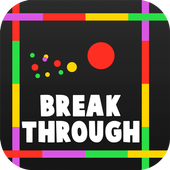 Break Through - Laser Walls icon