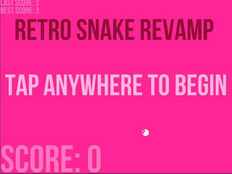 Retro snake revamp - Eat Eggs screenshot 12