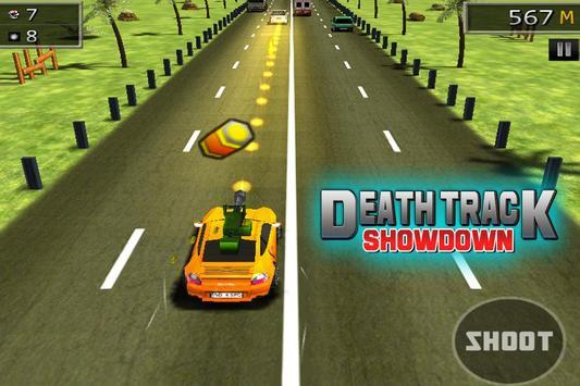 Car Shooting Race Car Shooting poster