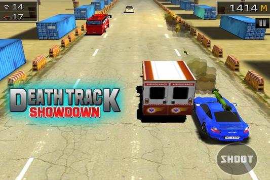 Car Shooting Race Car Shooting screenshot 1
