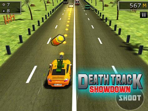 Car Shooting Race Car Shooting screenshot 5