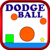 Dodge Ball -Free Timepass Game icon