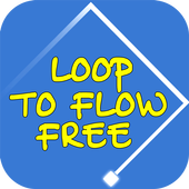 Loop To Flow Free -  Fun Games icon