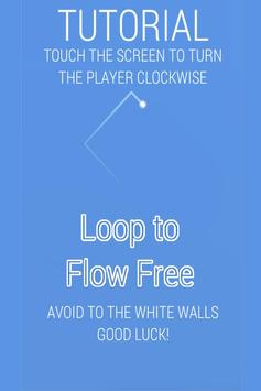 Loop To Flow Free -  Fun Games screenshot 1