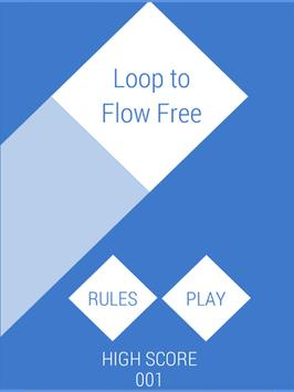 Loop To Flow Free -  Fun Games screenshot 3
