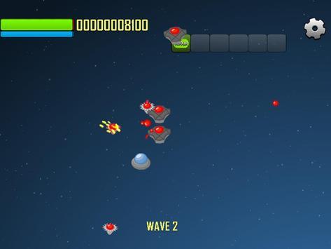 Retro Space Shooter - Game apk screenshot