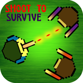 Shoot To Survive - Free Game icon