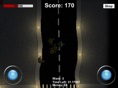 Shoot To Survive - Free Game apk screenshot