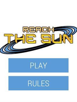 Reach The Sun Challenging Game apk screenshot