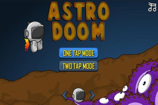Astro Doom - Free Game poster