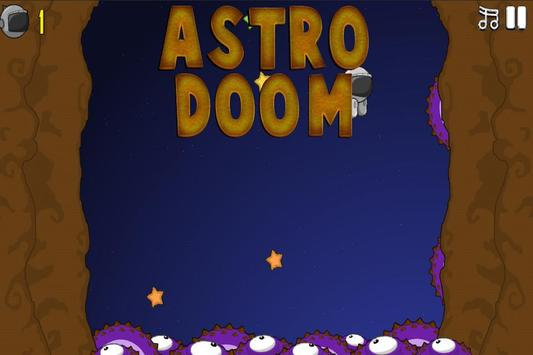 Astro Doom - Free Game apk screenshot