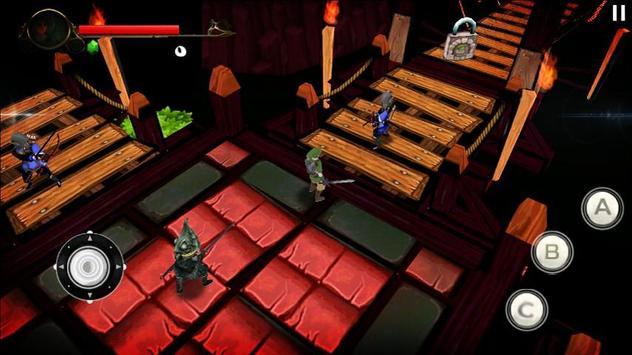 Ultimate Hero warrior screenshot 7