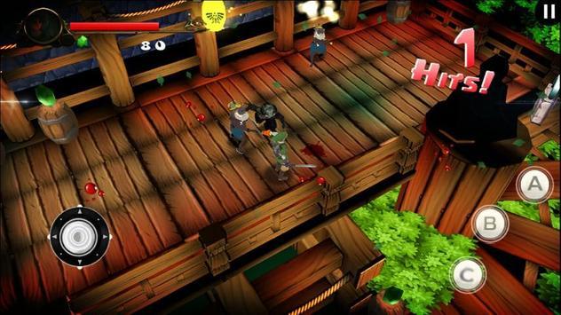 Ultimate Hero warrior screenshot 5