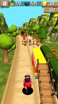 Subway Muto Safari apk screenshot