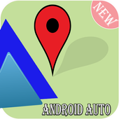Guide for Android Auto Maps Media Messaging Voice icon