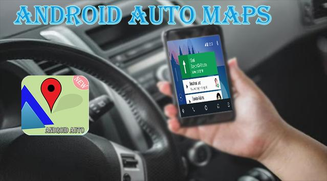Guide for Android Auto Maps Media Messaging Voice screenshot 1