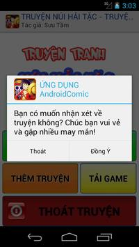 Truyện Núi Hải Tặc - Truyện Tranh apk screenshot