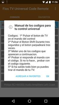 Control Code For Fios TV for Android - APK Download