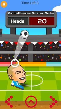 Football Header screenshot 4
