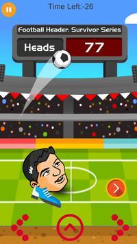 Football Header screenshot 1