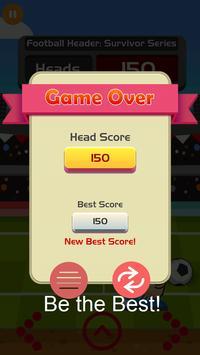 Football Header screenshot 3